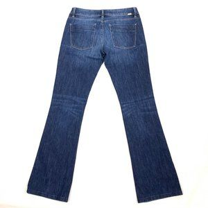 DL1961 4Way Stretch CINDY Petite Boot Denim Jeans